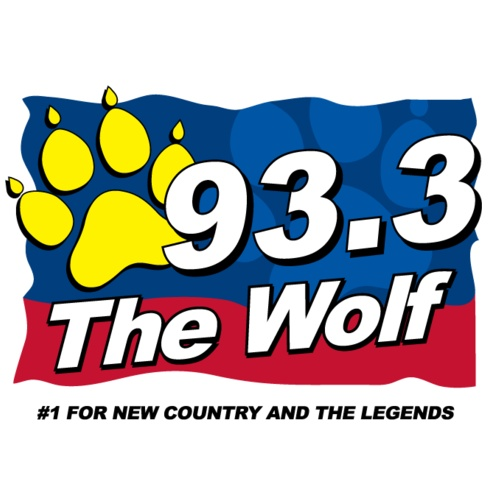 93.3 The Wolf - WNHW