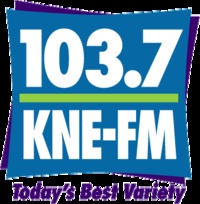 103.7 KNE-FM - WKNE