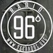 96 Grados Radio Logo