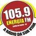 Energia FM 105.9 Logo