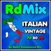 RdMix - Italian Vintage 70 80 90 Logo