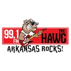 99.1 The Hawg - KRZS
