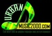 Urban Music 2000 - Riddims Logo