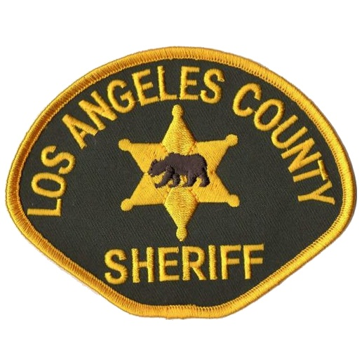 Los Angeles County Sheriff Dispatch 13 and Fire Blue 1/8
