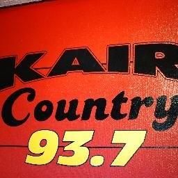 Hot Country 93.7 - KAIR-FM