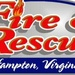Hampton Fire and Rescue Logo