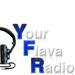 Your Flava Radio Logo