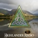 Celtic Radio - Highlander Radio Logo
