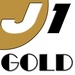 J1 Radio - J1 Gold Logo