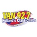 92.7 The Van - WYVN Logo