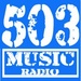 503 Music Radio Logo