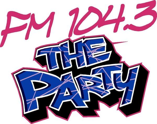 104.3 The Party - KZTP