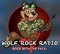 Wolf Rock Radio Logo