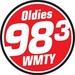 Oldies 98.3 - WMTY-FM Logo