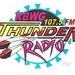 Thunder Radio - KBWG LP Logo