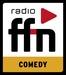radio ffn - Comedy Logo