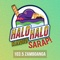 Halo Halo 103.5 Zamboanga - DXUE Logo
