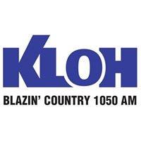 Blazin' Country 1050 - KLOH