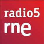 RNE - Radio 5 Logo