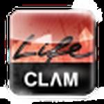 Life Radio - Clam Logo