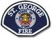 St. George, UT Fire Logo