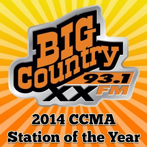 Big Country 93.1 - CJXX-FM