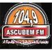Rádio Ascubem FM Logo