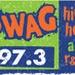 SWAG 104.9 - KSGG Logo