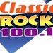Classic Rock 100.1 - WKBH-FM Logo
