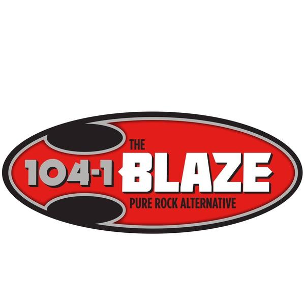 104-1 The Blaze - KIBZ