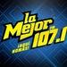 La Mejor FM 107.1 - XHHTY Logo