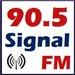 Signal FM 90.5 Logo