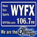 106.7 FM WYFX - WYFX Logo