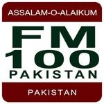 FM100 Islamabad Logo