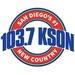 103.7 KSON - KSON Logo