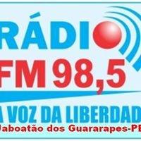 Rádio A Voz da Liberdade 98.5