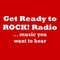 Get Ready to ROCK! Radio Logo