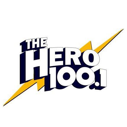 100.1 The Hero - WBRR