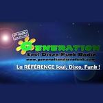 Generation Soul Disco Funk Radio Logo
