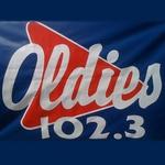 Oldies 102.3 - KTRQ Logo