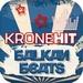 Kronehit Balkanbeats Logo