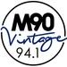 M90 Vintage Logo