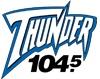 Thunder 104.5 - WGRX