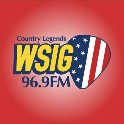 96.9 WSIG Country Legends - WSIG