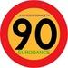90's Eurodance Logo