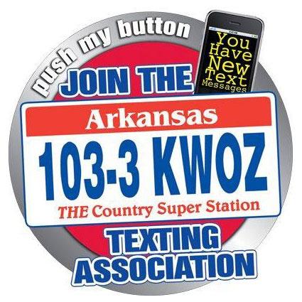 Arkansas 103 - KWOZ