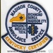 Madison County Sheriff, Police, Fire, and EMS Logo