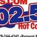 Hot Country 102.5 - KMKS Logo