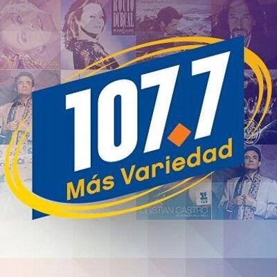 107.7 FM Más Variedad - KLJA