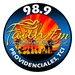 Faith FM 98.9 Logo
